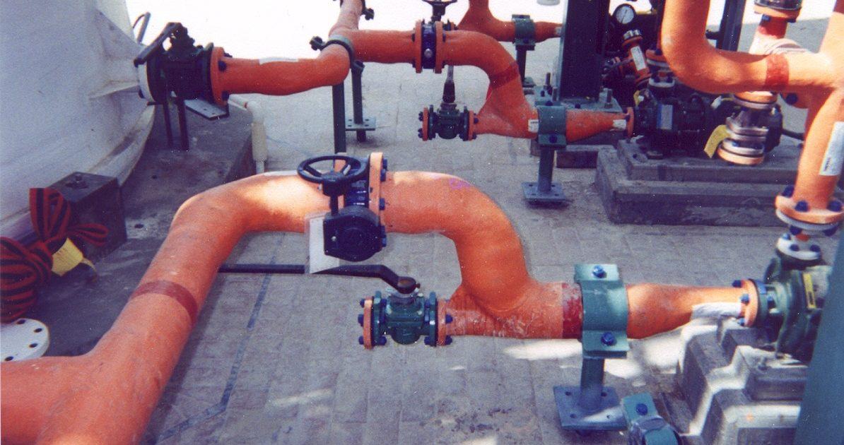 Fiberglass Pipe Manufacturer - Fibrex