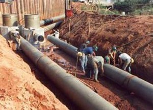 Image result for Water and Wastewater Pipe